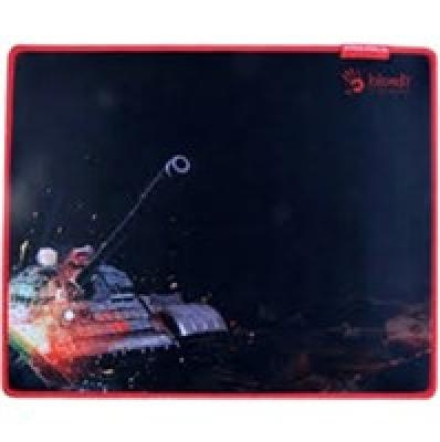 A4Tech Game mouse pad Black, Rubber, 275 x 225 x 4 mm