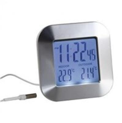 ClipSonic Indoor/outdoor thermometer SL252