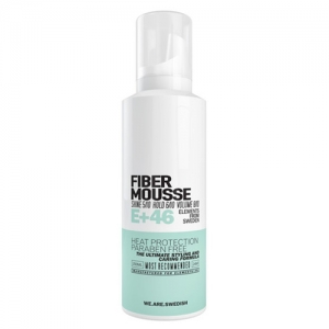 E+46 Volume Fiber Mousse putos, 75ml