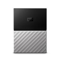 External HDD|WESTERN DIGITAL|My Passport Ultra|WDBTLG0020BGY-WESN|2TB|USB 3.0|Colour Black / Grey|WDBTLG0020BGY-WESN