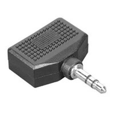 HAMA Audio Adapter 3,5 mm Plug Stereo