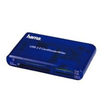 HAMA CardReaderWriter 35in1 USB 2.0