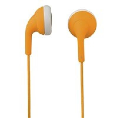 HAMA Joy Stereo Earphones orange