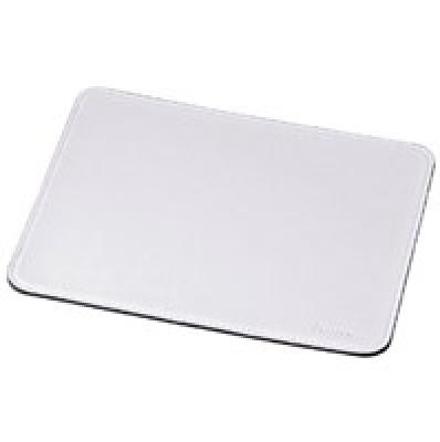 HAMA leather mouse pad white