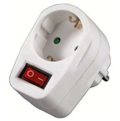 HAMA SOCKET ADAPTER, COMMUTABLE