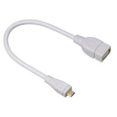 HAMA USB 2.0 Adapter Cable micro B plug