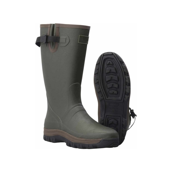 IMAX Lysefjord Rubber Boot w Cotton Lining botai
