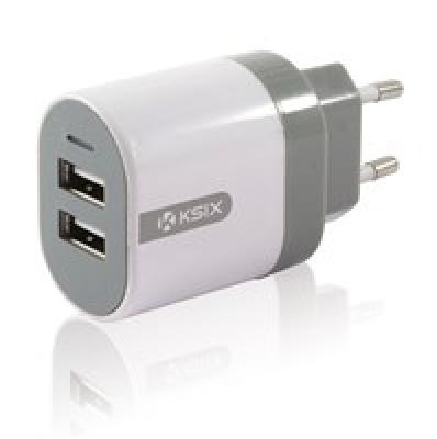 KSIX Travel charger adapter