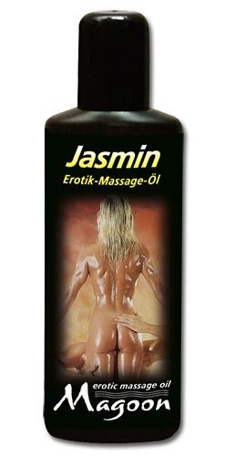 Masažinis aliejus Magoon Jasmin Massage Oil 100 ml.