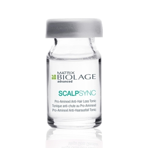 Matrix Biolage ScalpSync Aminexil tonikas, 10x6ml