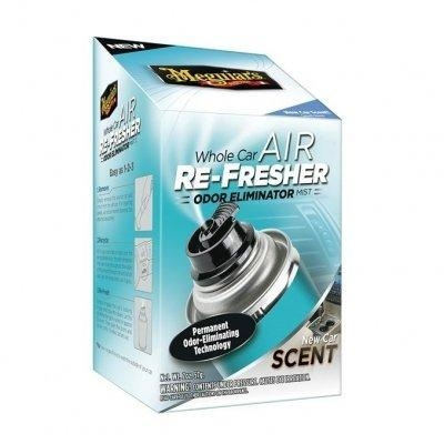 Meguiar's Whole Car Air Re-Freshener (New Car Scent)