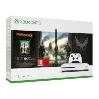 Microsoft Xbox One S 1TB - the division 2