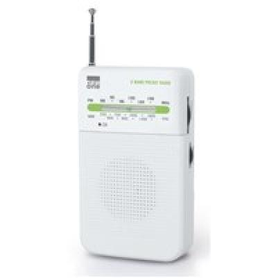 New-One Pocket radio R206 White