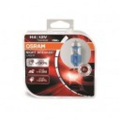 Osram lemputės Night Breaker LASER H4