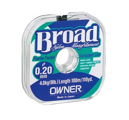 Owner broad 100m