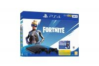 PlayStation 4 Slim 500GB + 2 pulteliai + Fortnite Neo Versa Bundle (Black friday)