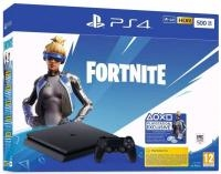 PlayStation 4 Slim 500GB + Fortnite Neo Versa Bundle (Black Friday)