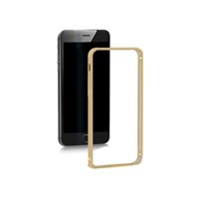 Qoltec Aluminum case for iPhone 6 | gold