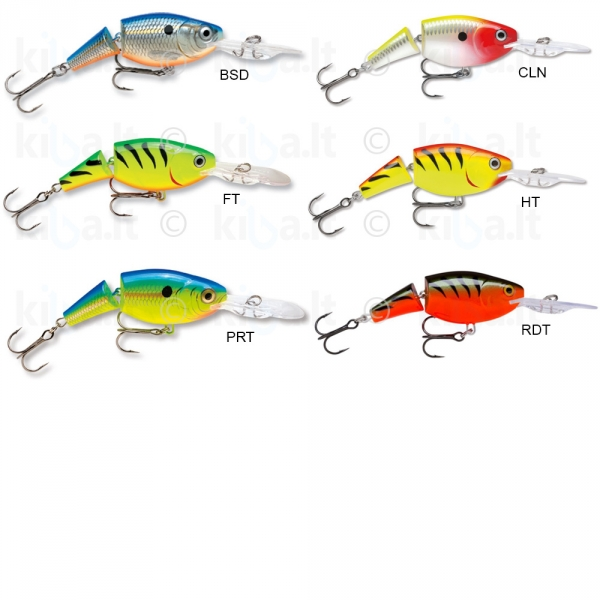 Rapala Jointed shad rap 4cm