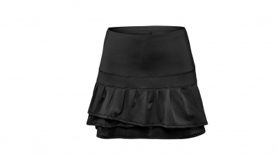 Sijonas Lucky in Love Pleated Tier 13.75 Skirt