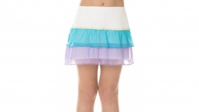 Sijonas mergaitėms Lucky in Love Girl's Core Flippy Mesh Skirt
