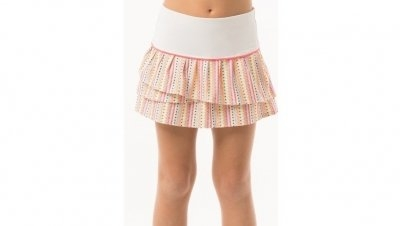 Sijonas mergaitėms Lucky in Love Girl's Lit Pleat tier Skirt
