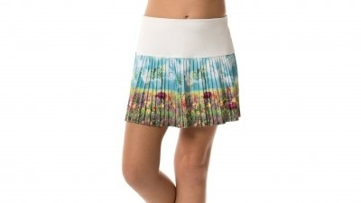 Sijonas mergaitėms Lucky in Love Girl's Racket Garden Pleated Skirt