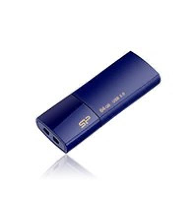 Silicon Power Blaze B05 16 GB, USB 3.0, Blue