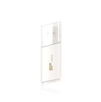 Silicon Power Blaze B06 8 GB, USB 3.0, White