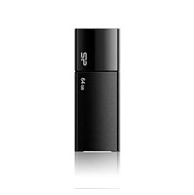 Silicon Power Ultima U05 4 GB, USB 2.0, Black
