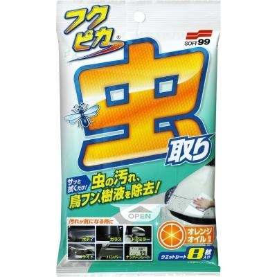 Soft99 Fukupika Bugs & Droppings Removal