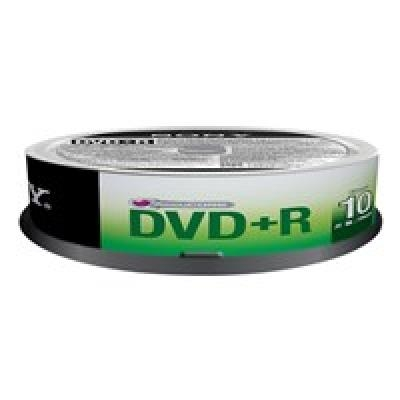 Sony DVD+R 4,7 GB | 16x [cake 10 pcs]