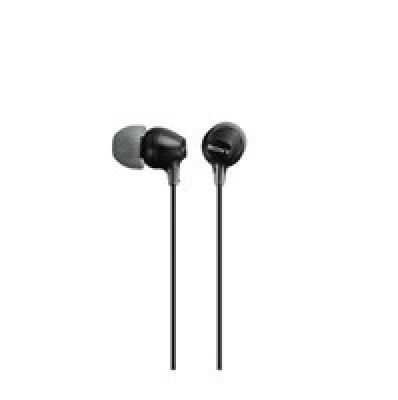 Sony EX series MDR-EX15LP In-ear, Black