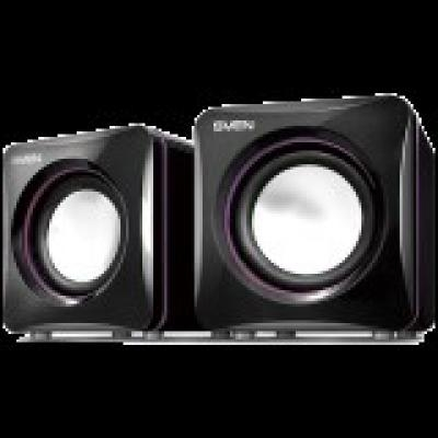 Speakers SVEN 315, black (USB)