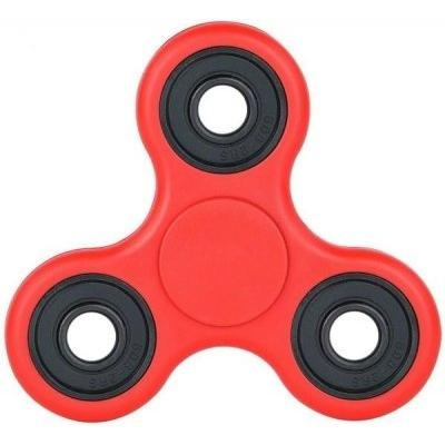 Sukutis Mocco Fidget Spinner Anti - Stress Red