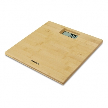 Svarstyklės Salter 9086 WD3R Bamboo Electronic Personal Scale