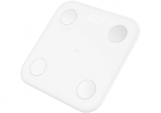 Svarstyklės Xiaomi Mi Body Composition Scale 2 white (XMTZC05HM)