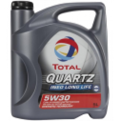 Total 5W30 QUARTZ INEO LONG LIFE 5L