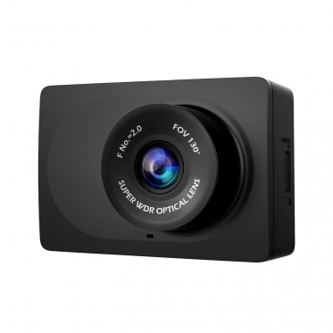 Vaizdo registratorius Xiaomi Yi Smart Dash Camera black (YCS.1A17)
