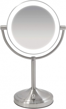 Veidrodis Homedics Wireless & Illuminated Mirror MIR-8160